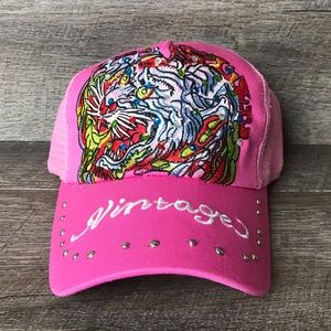 Traditional Style Embroidered Baseball Cap/Hat NWT